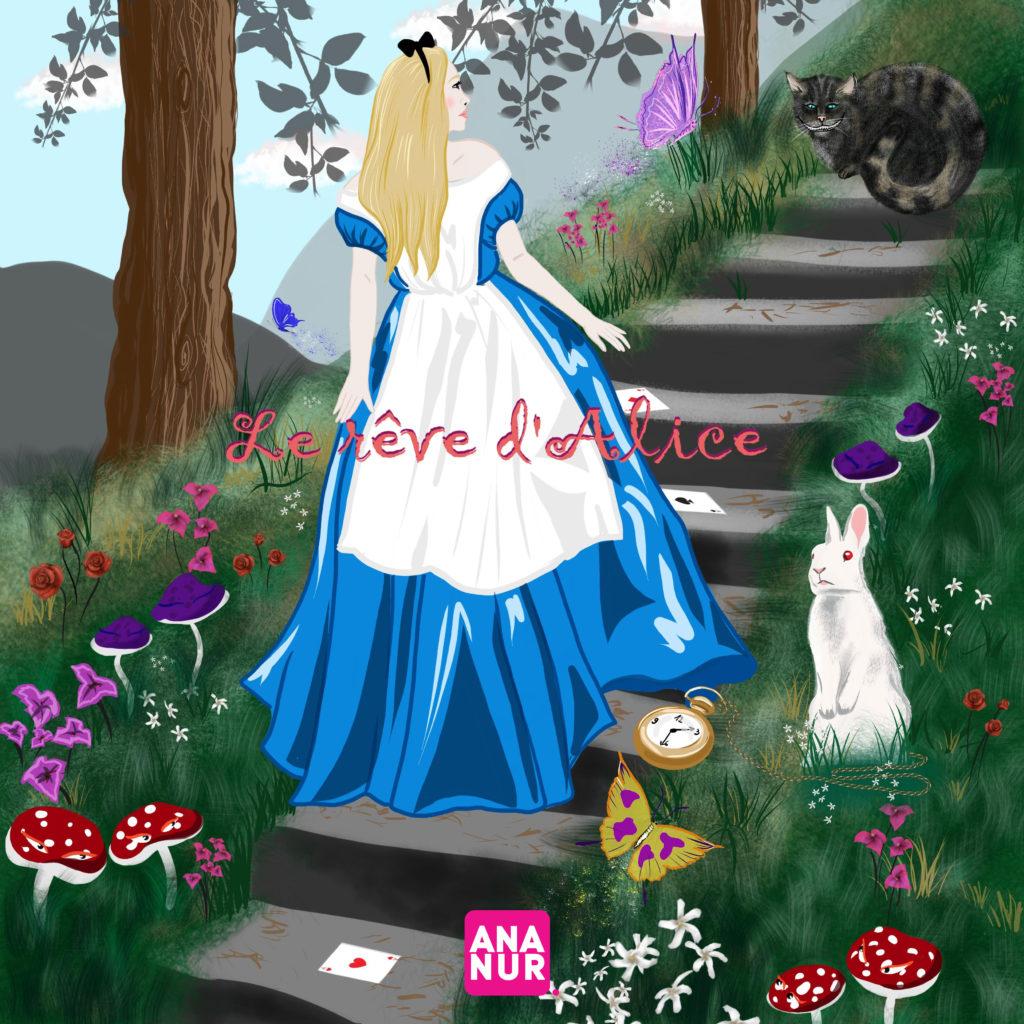Le rêve d\\\'Alice