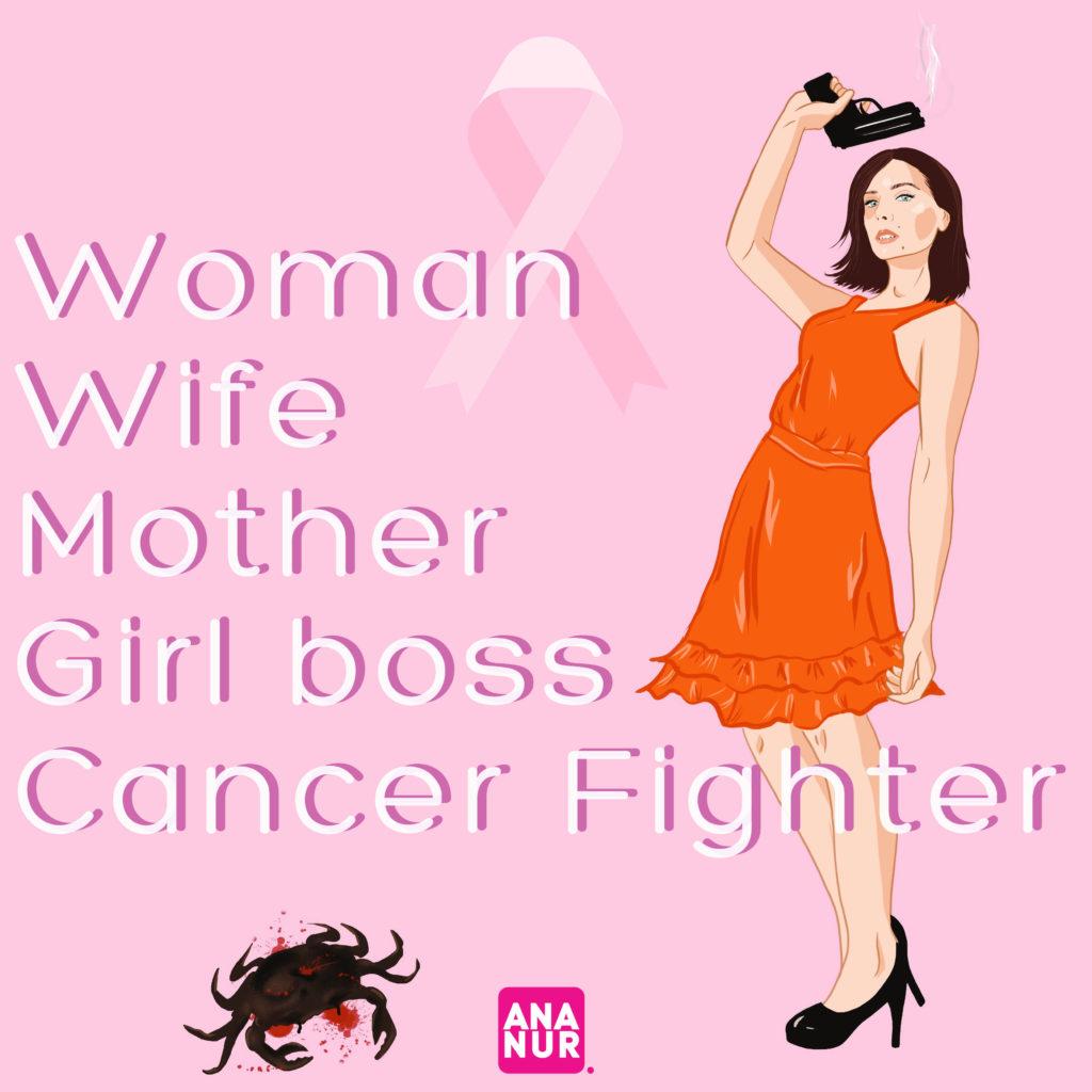 Cancer fighter #EmilieBrunette