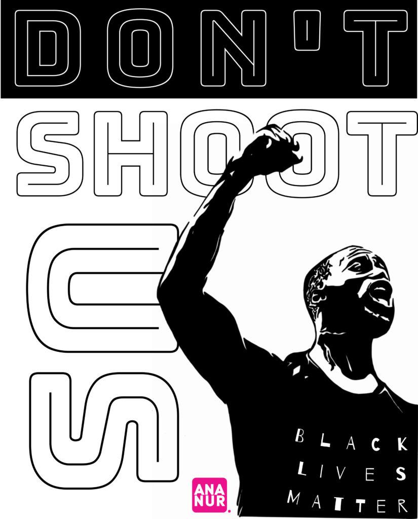 Don t shoot us