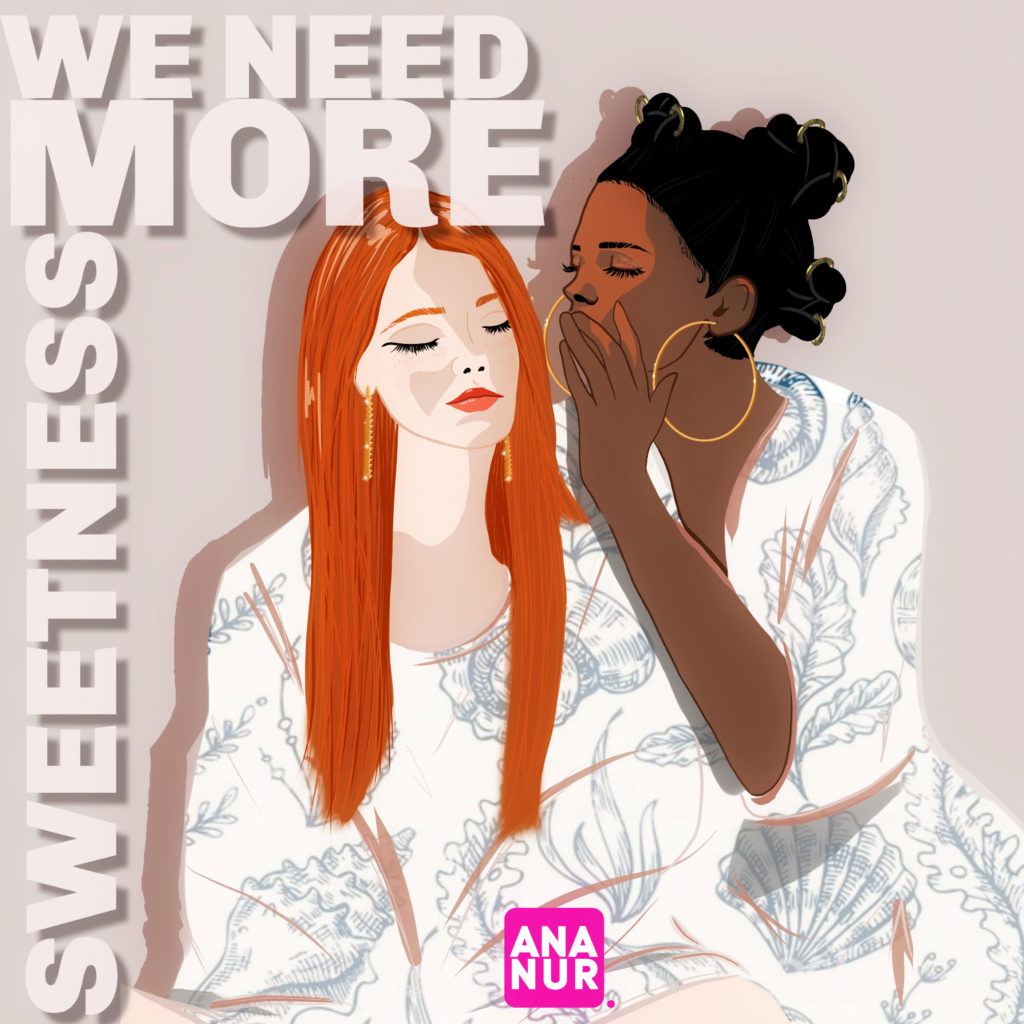 We need more sweetness
