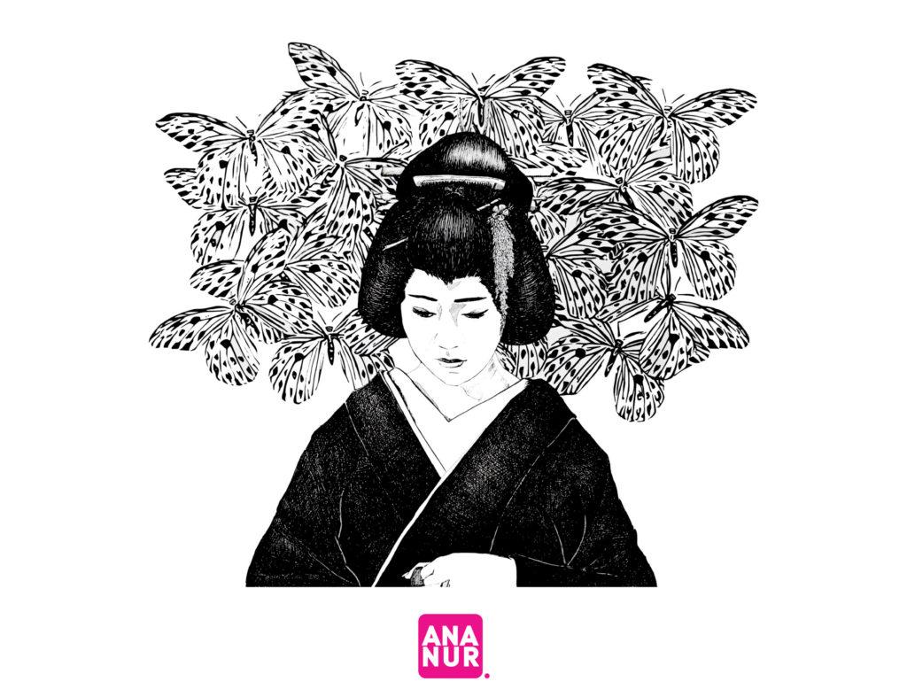 La geisha amoureuse